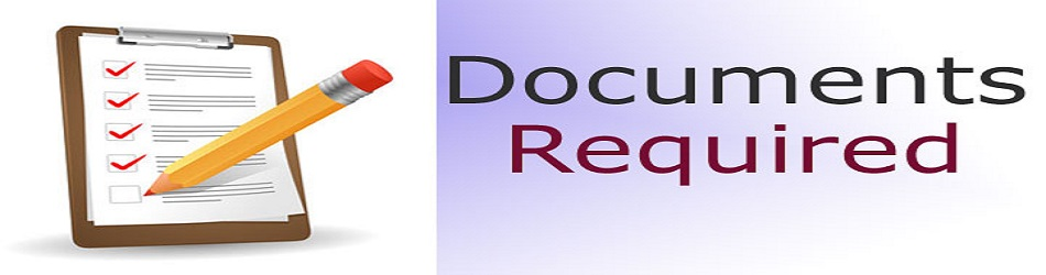 GST - Documents Required